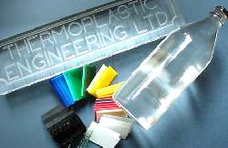 Promotional items manufactured by Thermoplastic Engineering Ltd